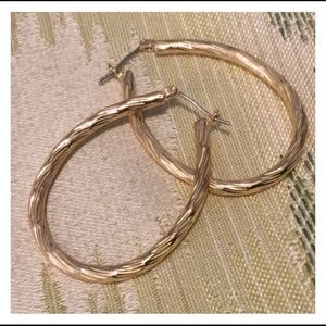 Quality Gold Hoop Earrings